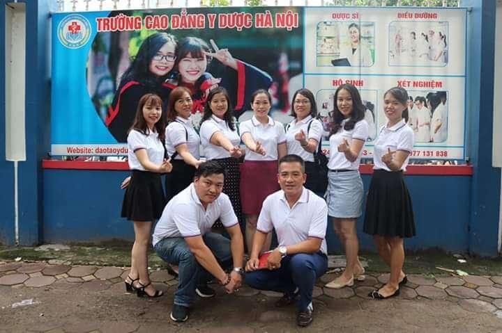 Trường được sự tin tưởng của nhiều anh chị học viên